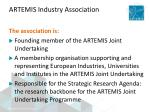 artemis industry association1