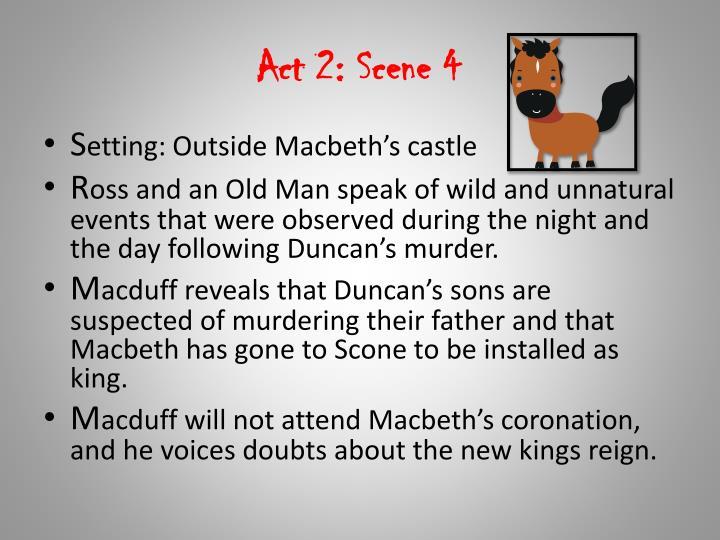 Act 2: Scene 4