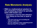 rate monotonic analysis6