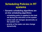 scheduling policies in rt systems5