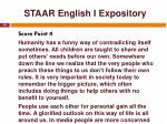 staar english i expository4