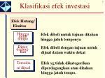 klasifikasi efek investasi2