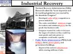 industrial recovery1