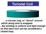 toriodal coil