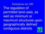 definitions for 200