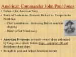american commander john paul jones
