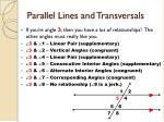 parallel lines and transversals4