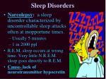 sleep disorders1