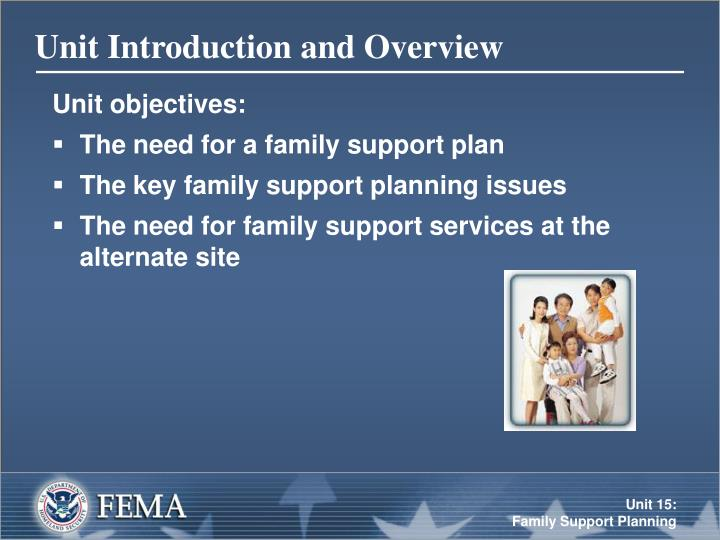 unit introduction and overview n.