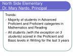 north side elementary dr mary nardo principal