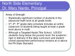 north side elementary dr mary nardo principal1