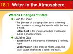 18 1 water in the atmosphere1