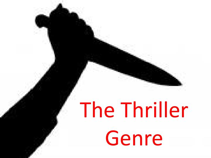 the thriller genre n.