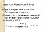 accuracy precision and error2