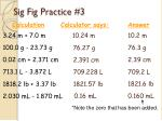 sig fig practice 3