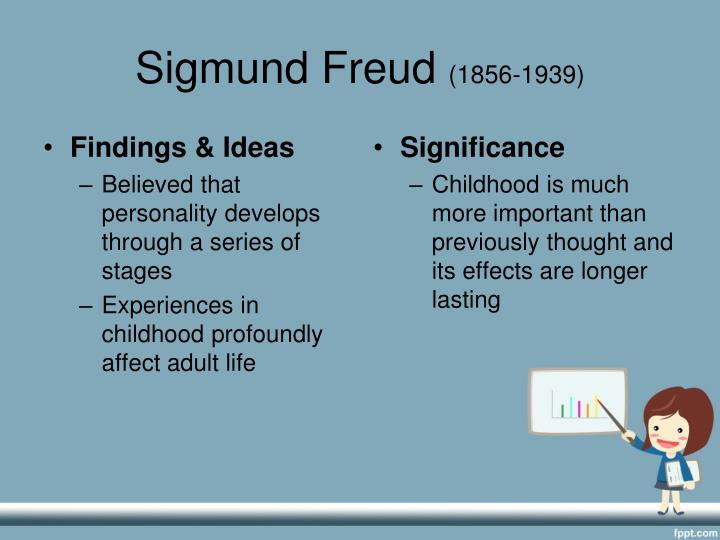 freud childhood development