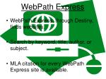 webpath express