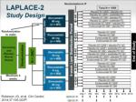 laplace 2 study design