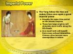 imperial power