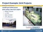 project example grid projects