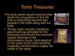 tomb treasures