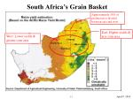 south africa s grain basket