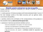 retelab sustains enterprises to step up quality