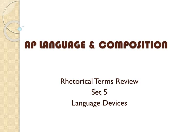 ap language composition n.