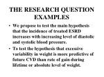 the research question examples