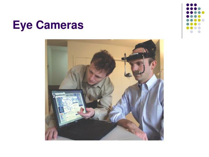 Eye Cameras