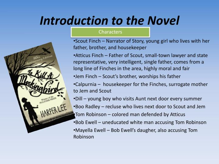 Introduction to the novel1