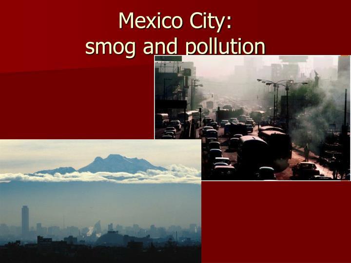 Mexico City:
