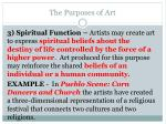 the purposes of art3