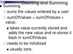 counting and summing2
