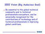 ieee vision big audacious goal
