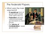 the federalist papers1