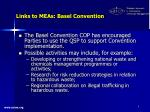 links to meas basel convention