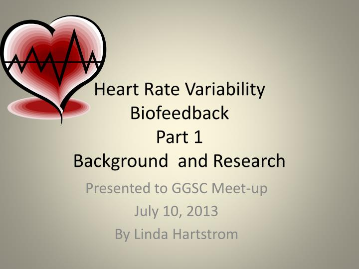 heart rate variability biofeedback part 1 background and research n.