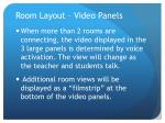 room layout video panels1