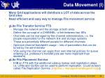 data movement i
