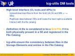 lcg utils dm tools