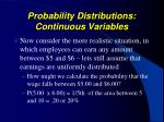 probability distributions continuous variables3