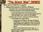 the great war wwi1