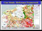case study reference framework