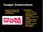 cougar connections