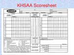 khsaa scoresheet