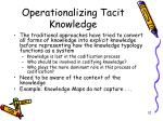 operationalizing tacit knowledge3