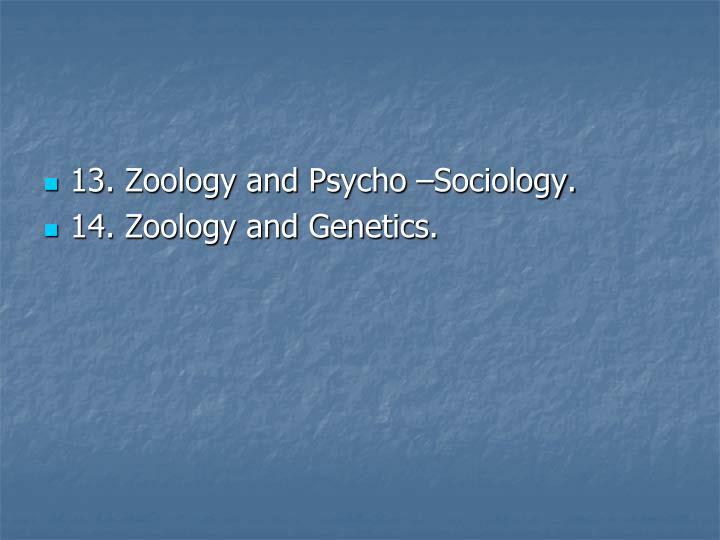 Ppt zoology powerpoint presentation id6855461 zoology and psycho sociology toneelgroepblik Image collections