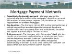 mortgage payment methods1