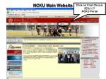 ncku main website